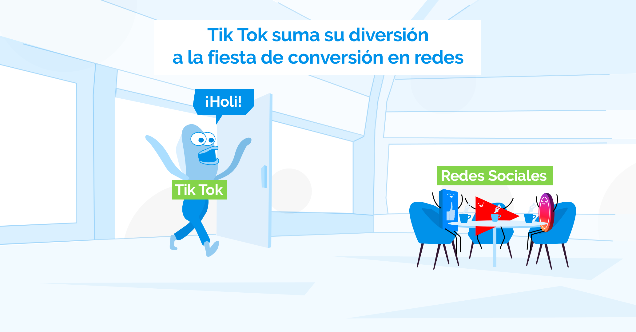 ¿Sabes cómo destacar tu contenido de marca en Tik Tok?