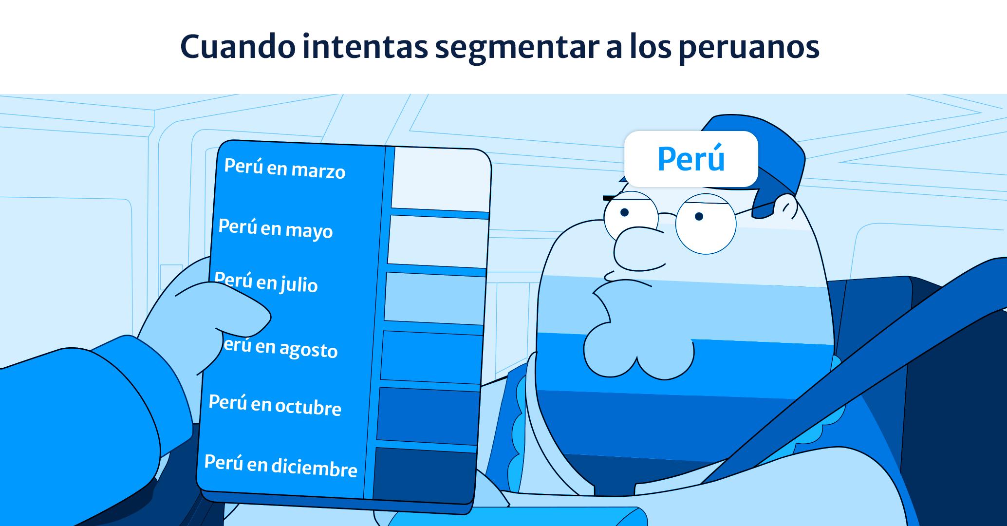 Todo lo que necesitas saber sobre segmentación en Perú